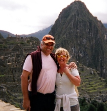 Our 30th Wedding anniversay Peru